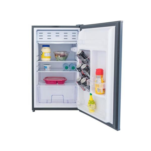 Magic Chef 3 3 Cu Ft Mini Fridge In Stainless Look Hmr330se The Home Depot Selling a used black mini fridge. magic chef