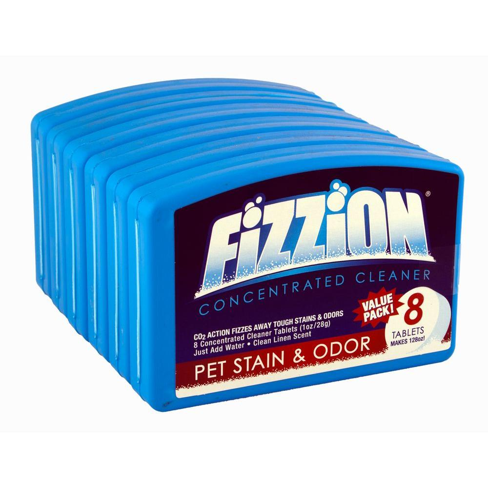 Fizzion 23 oz. Tablet Pet Stain and Odor Remover (Case of 6)-DISCONTINUED