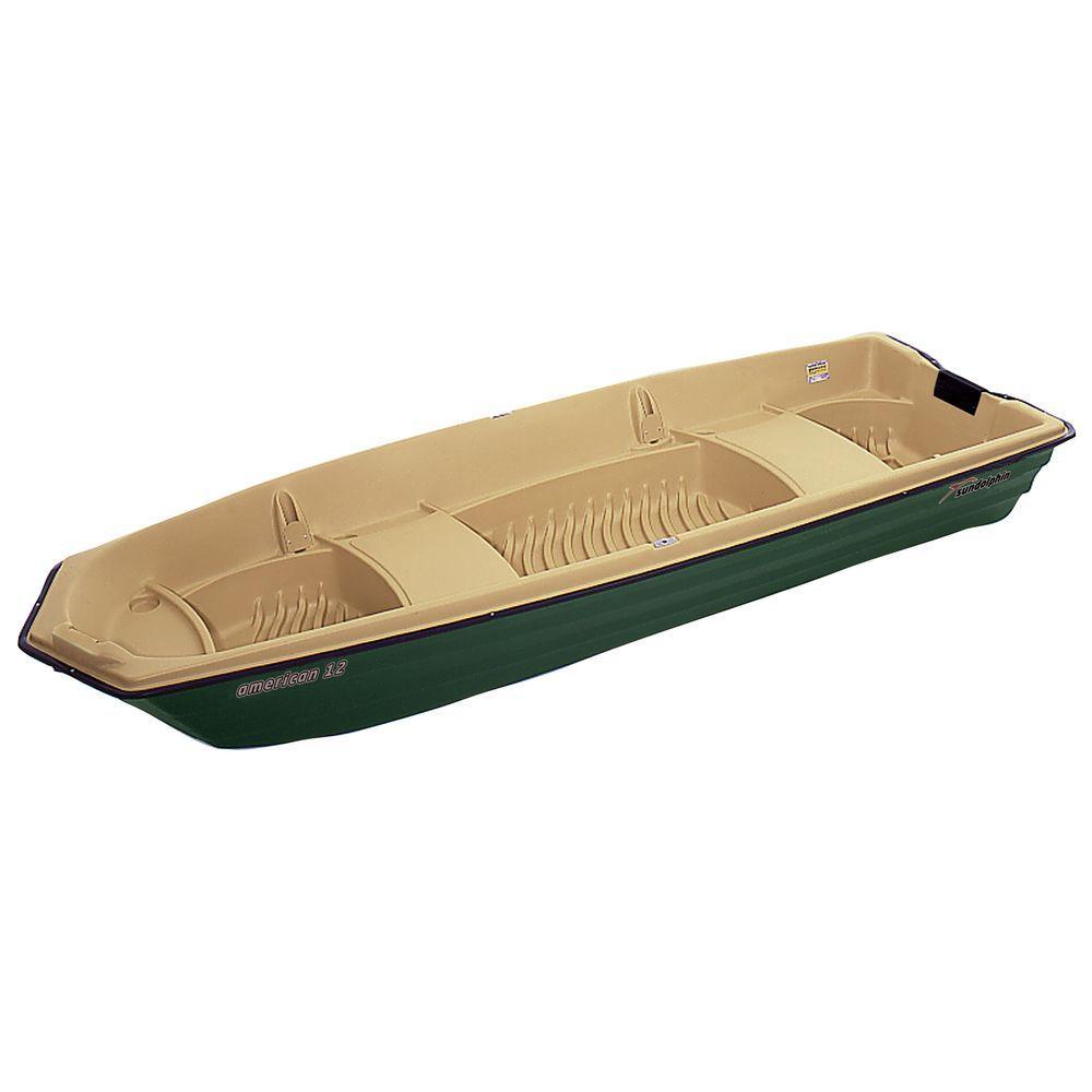K.L. Industries American 12 Jon Boat