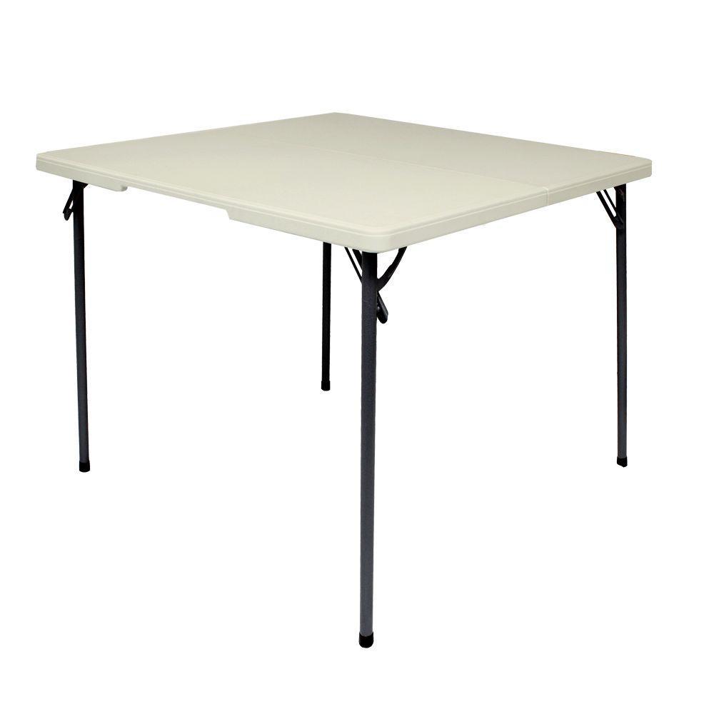 Earth Tan Folding Table