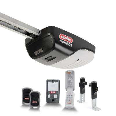 MachForce Plus XL Screw Drive 2 HPc Garage Door Opener for an 8 ft. tall Door
