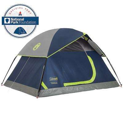 Sundome 2-Person 7 ft. x 5 ft. Dome Tent