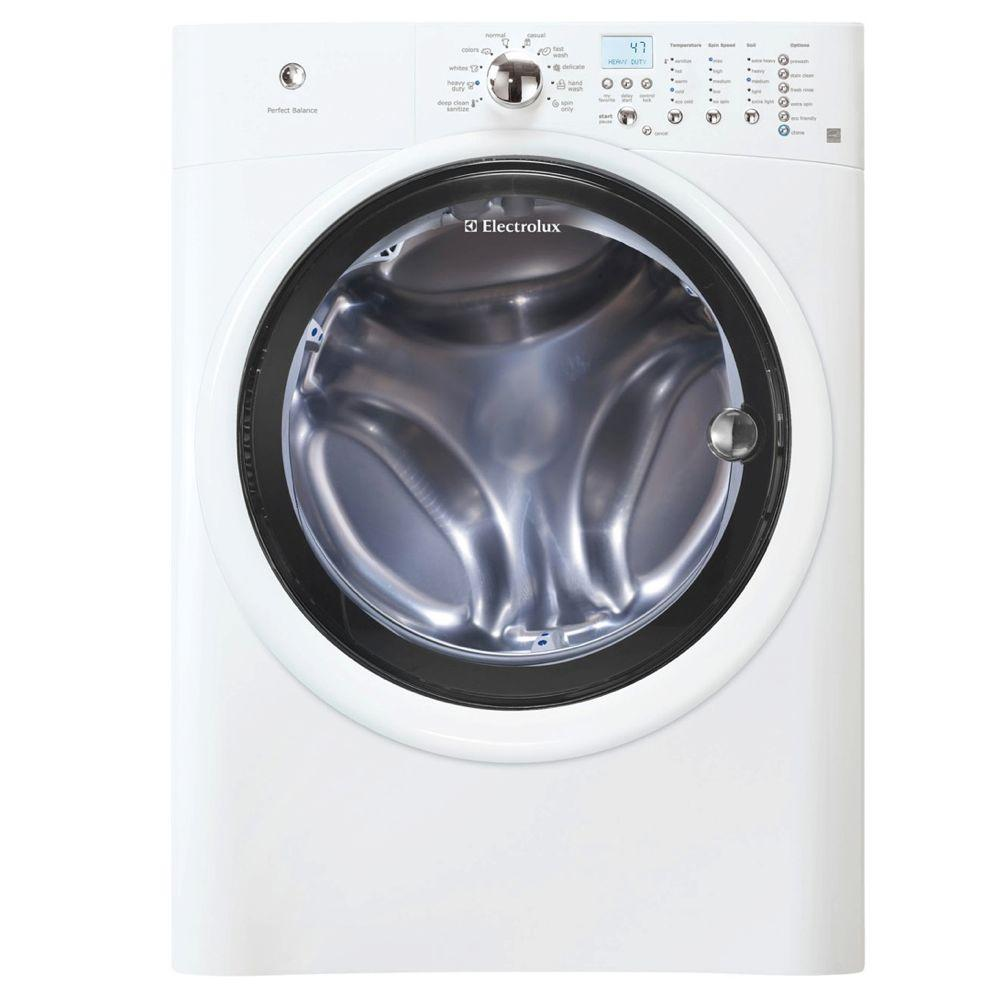 Electrolux IQ-Touch 4.22 cu. ft. High-Efficiency Front Load Washer in White, ENERGY STAR