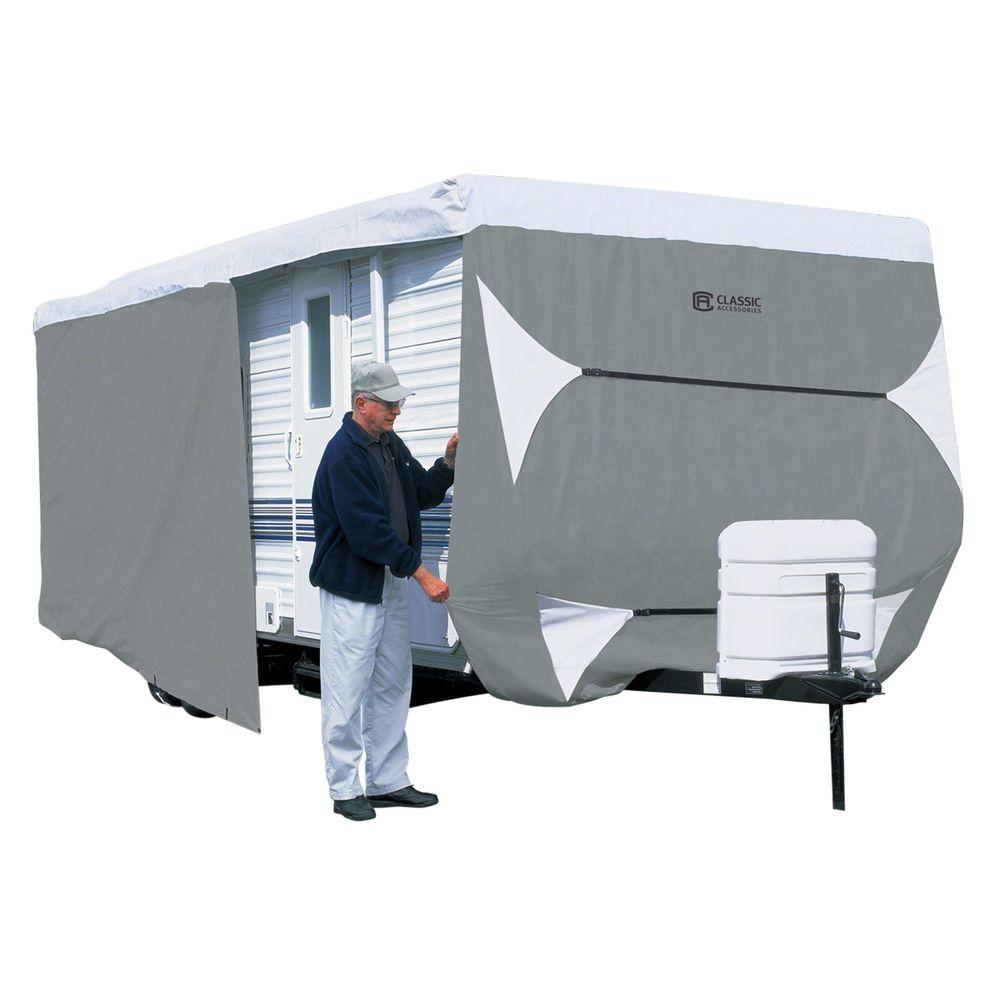 Traveler Class A Covers Traveler Series Class A RV Cover for 33-37 Trailers