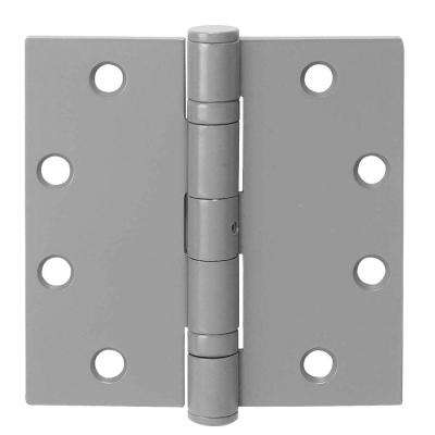 4.5 in. x 4.5 in. Prime Coat Ball Bearing NRP Hinges (3 per Box)