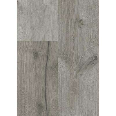Castle Grey Oak 1/2 in. Thick x 6.26 in. wide x 50.79 in Length Engineered Hardwood Flooring (17.66 sq. ft./case)