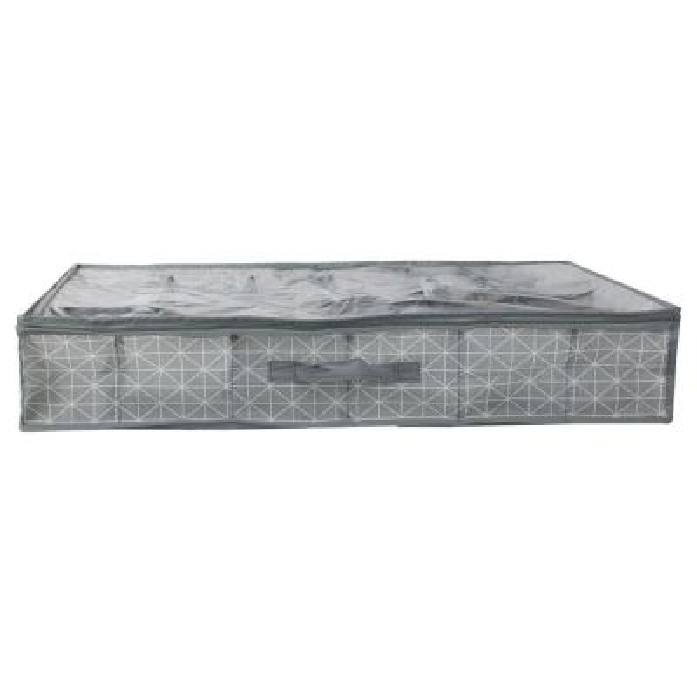Diamond Collection 12-Pair Under Bed Shoe Organizer