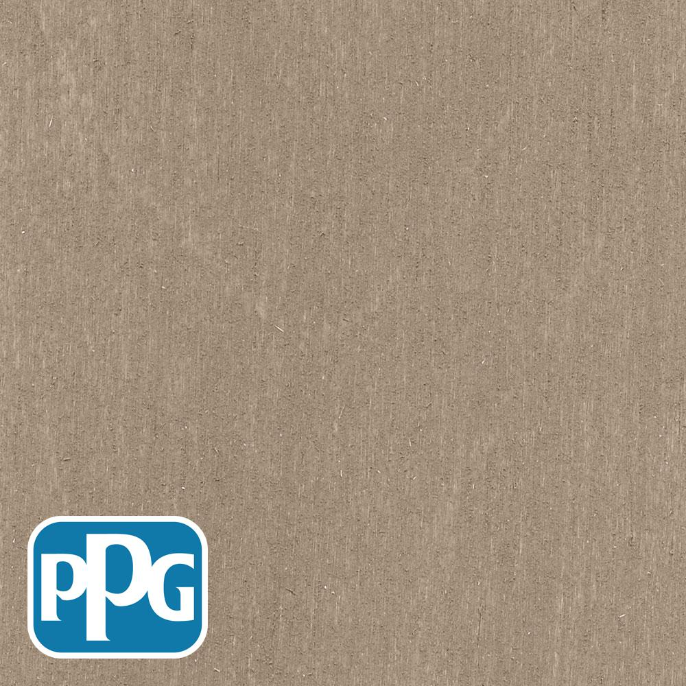 PPG TIMELESS 8 oz. TST-9 Taupe Semi-Transparent Penetrating Oil Exterior Wood Stain