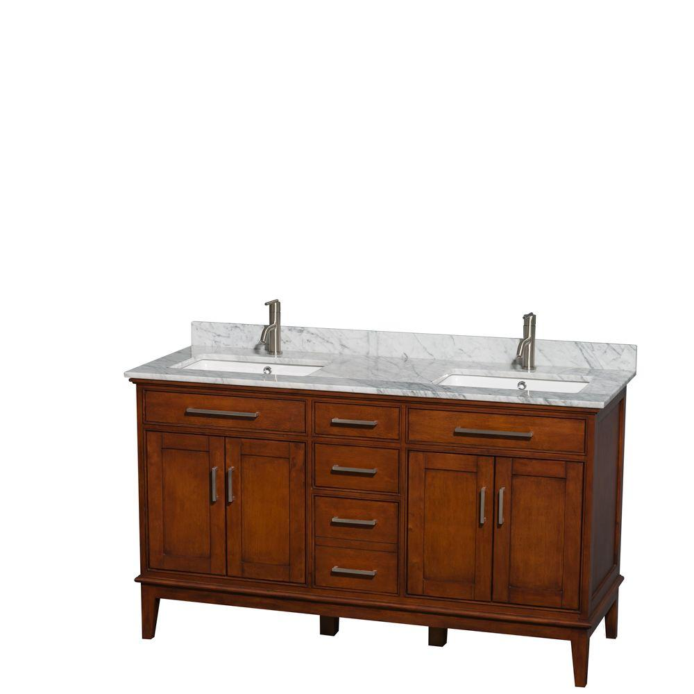 Luxury 60 Inch Vanity Cabinet Only