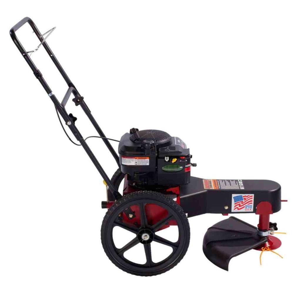 Swisher 6.75 Gross Torque Briggs and Stratton Engine Deluxe Trimmer-Edger-DISCONTINUED