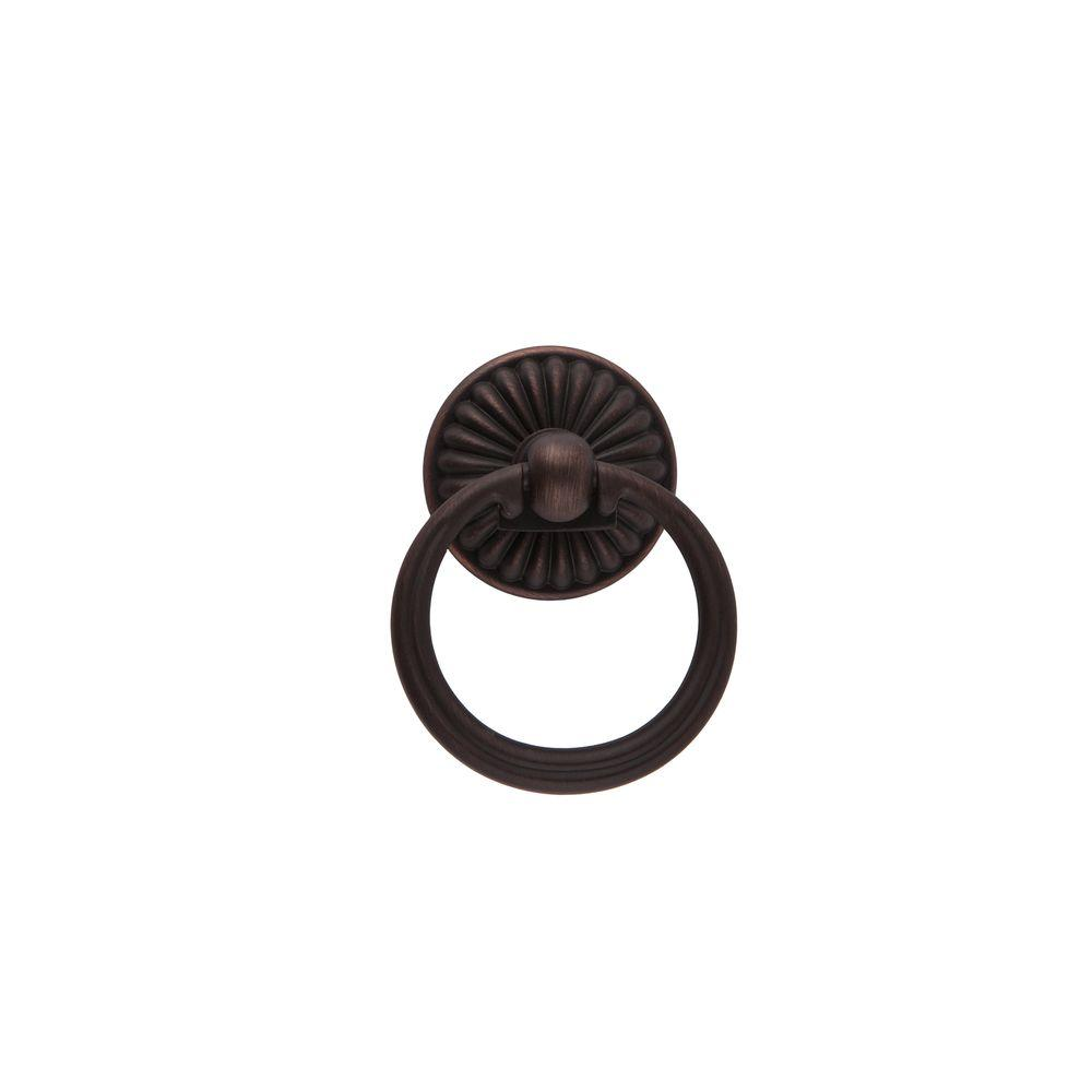 Sumner Street Home Hardware Blemont 2 In. Satin Copper Ring Pull