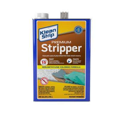 1 Gal. Premium Paint Remover and Stripper