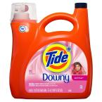 138 oz. April Fresh High Efficiency Liquid Laundry Detergent with Downy (72-Loads)