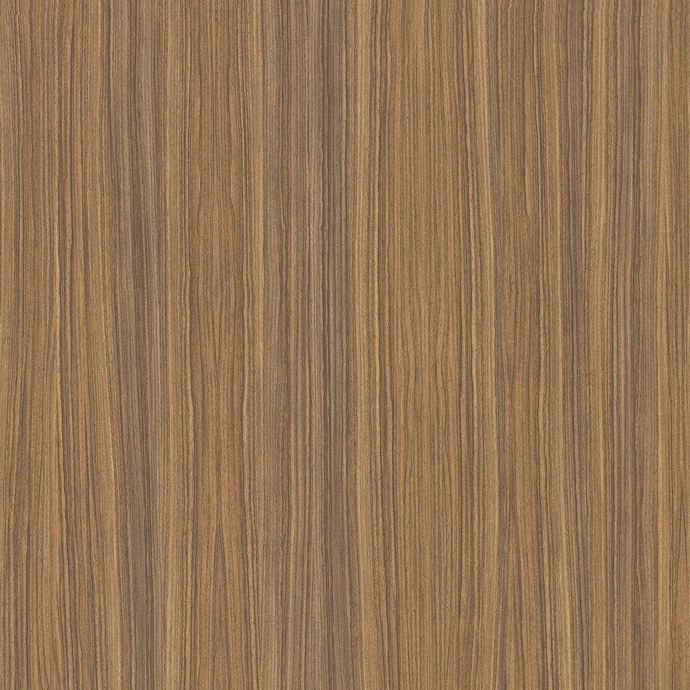 Wilsonart 60 in. x 144 in. Laminate Sheet in Zebrawood with Premium Linearity Finish