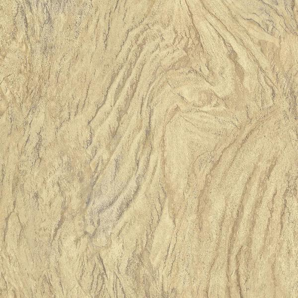 Advantage 8 in. x 10 in. Wasatch Khaki Marble Wallpaper Sample