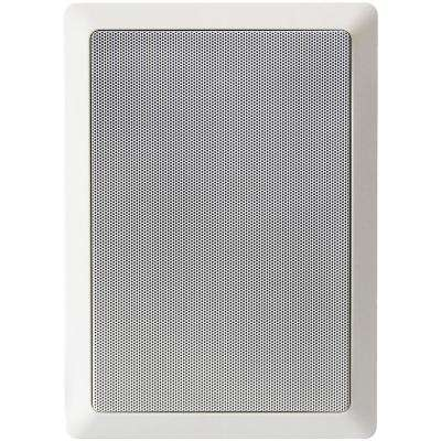 6.5 in. Weather-Resistant In-Wall Speakers