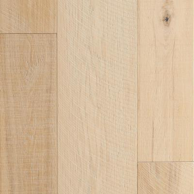 Hickory Crescent 3/8 in. T x 4 and 6 in. Multi-W x Varying L Engineered Click Hardwood Flooring(793.94 sq. ft./pallet)