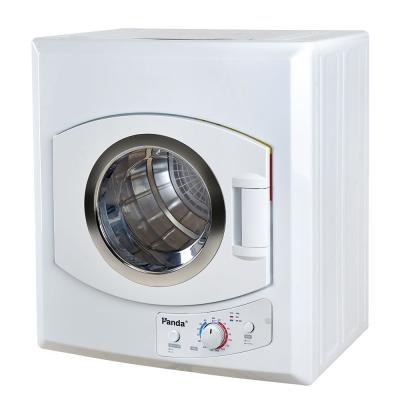 3.5 cu. ft. Compact Portable Laundry Dryer, White