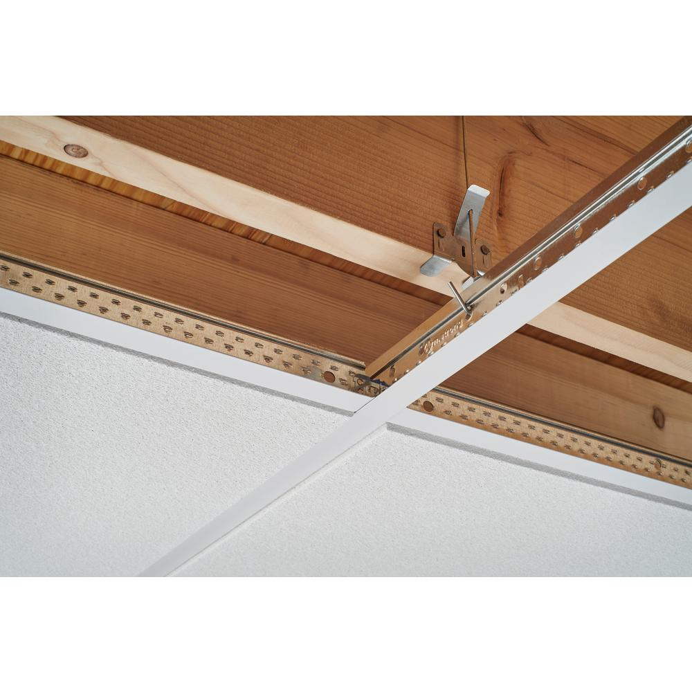 Armstrong Ceilings Armstrong 64 Sq Ft 2 Ft X 2 Ft Quickhang Installation Kit