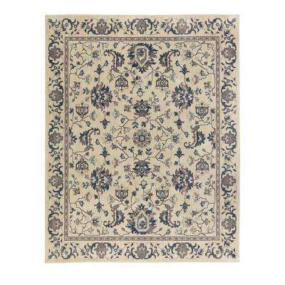 Jackson Blue Ivory 4 ft. x 6 ft. Area Rug