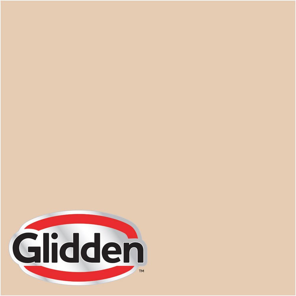 Glidden Premium 1 Gal Hdgwn15d Mayan Tan Eggshell Interior Paint With Primer Hdgwn15dp 01en The Home Depot
