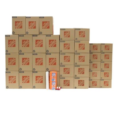 35-Box Medium Moving Box Kit