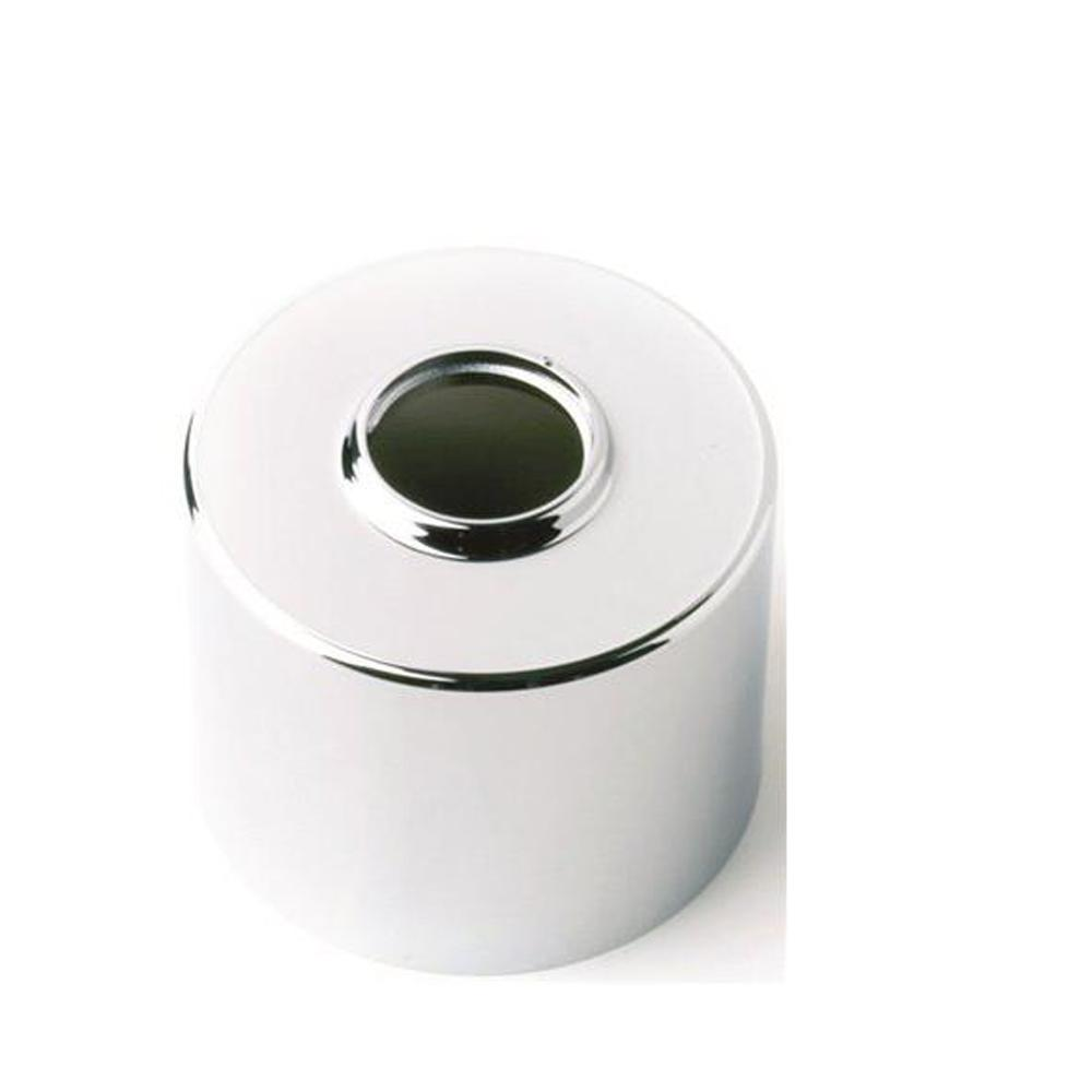 2 in. Dia Dome Cover and Lock Nut for Temptrol