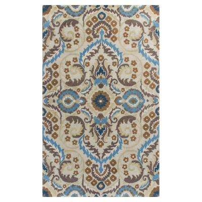 Sand Tapestry 5 ft. x 8 ft. Area Rug