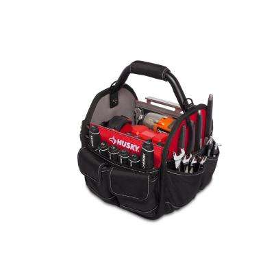 10in All Purpose Tote with Rotating Handle