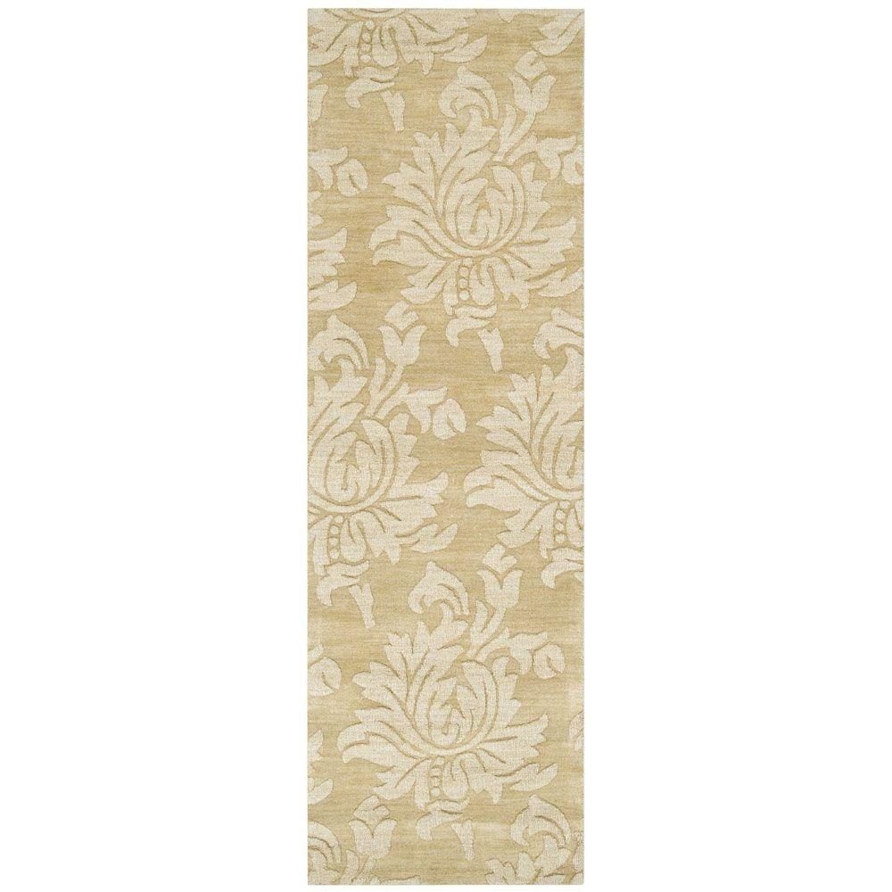 Beth Beige 2 ft. 6 in. x 8 ft. Rug Runner