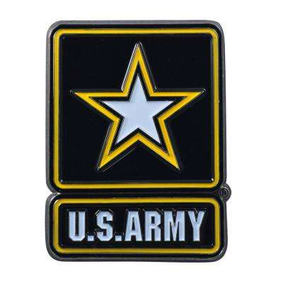 2.7 in. x 3.2 in. U.S. Army Color Emblem