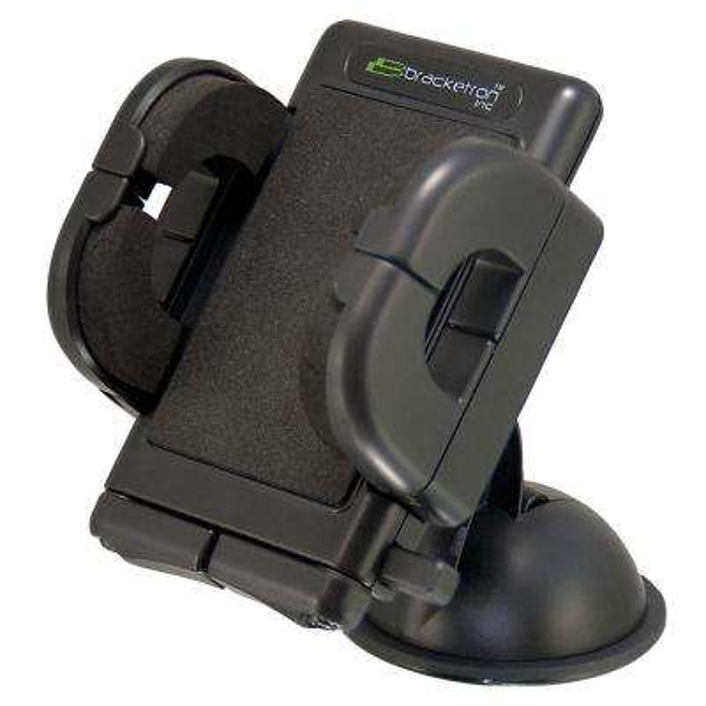 Universal Grip-It Dash Mount for Mobile Phones - Black