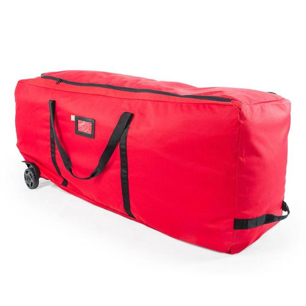 6 ft. - 9 ft. No Drag Rolling Tree Storage Duffel