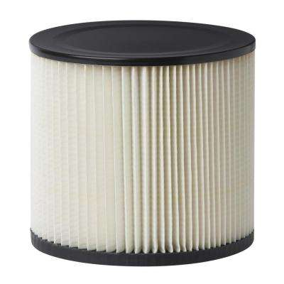 6.5 in. Cartridge Filter for Shop-Vac and Genie Wet Dry Vacs