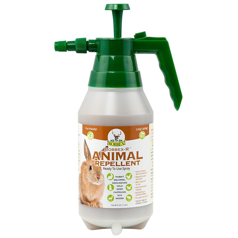 48 oz. Bobbex-R Animal Repellent E-Z Pump Ready-to-Use Spray