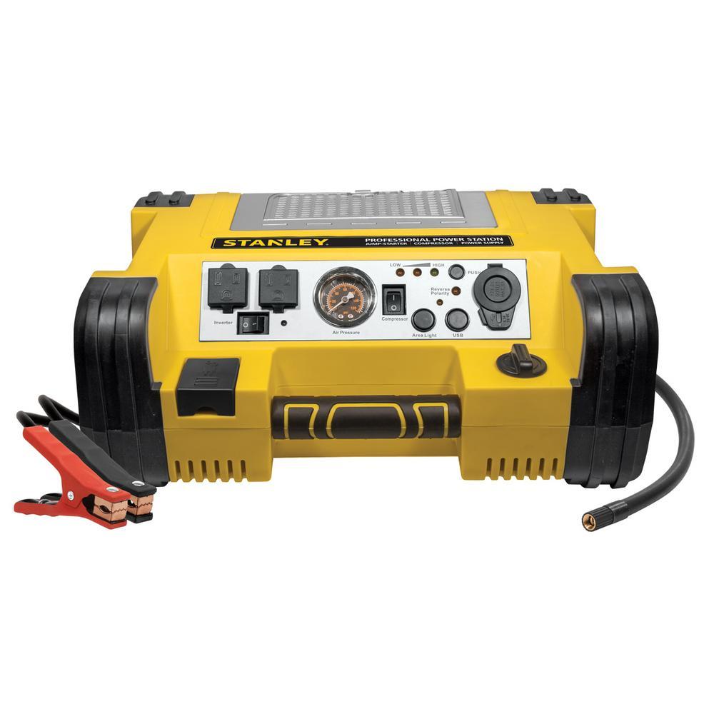 RescueMate 12-Volt Super Capacitor Jump Starter-Kanga500A