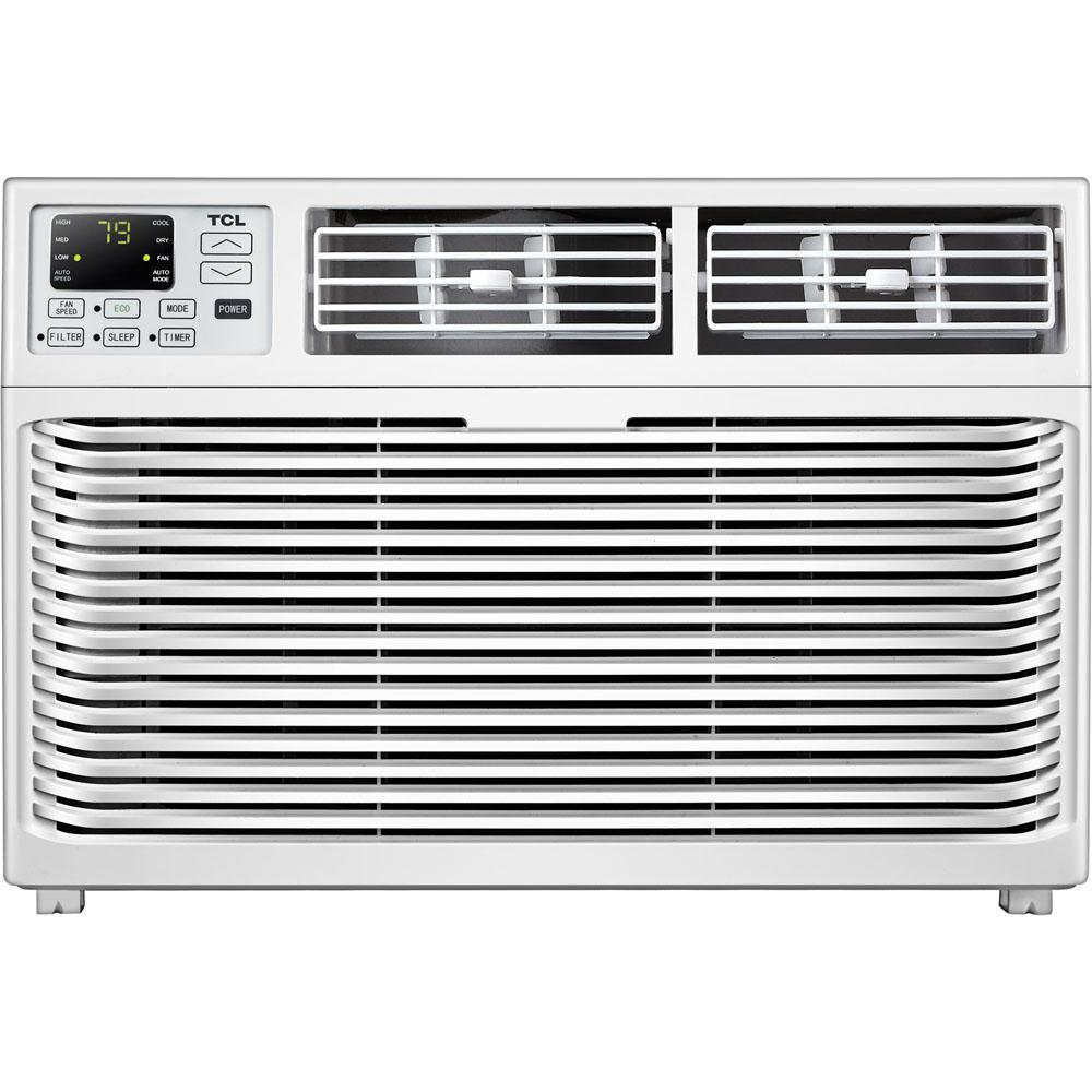 TCL ENERGY STAR 6000 BTU 115-Volt Window Air Conditioner with Remote Control