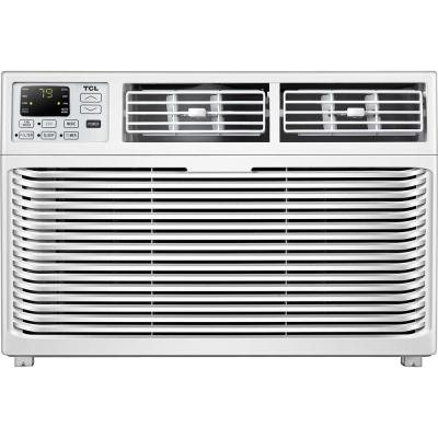 ENERGY STAR 6000 BTU 115-Volt Window Air Conditioner with Remote Control