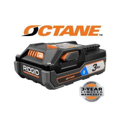 18-Volt OCTANE Bluetooth 3.0 Ah Battery