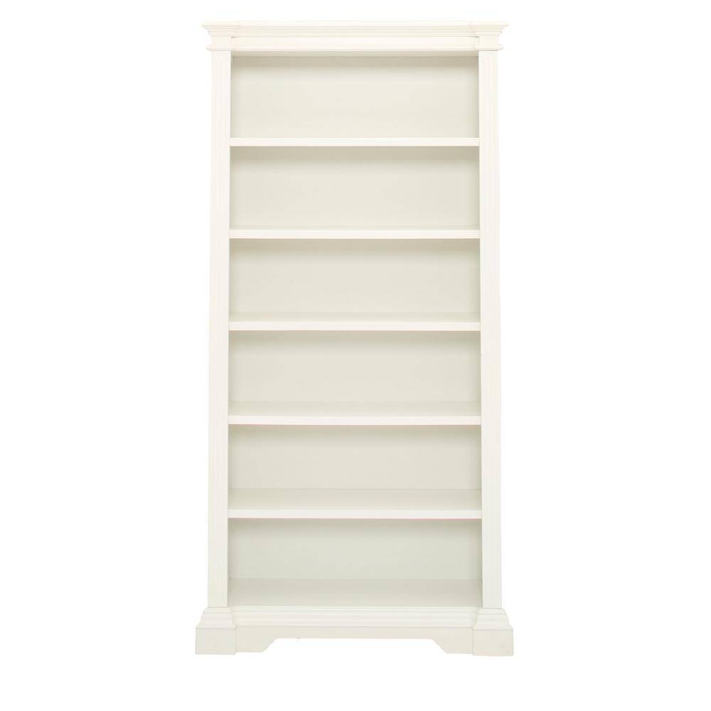 Louis Philippe Open Bookcase: Home Decorators Collection Louis Philippe Modular Sequoia