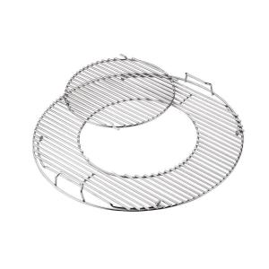 Weber Hinged Replacement Cooking Grate with Removable Center for 22-1/2 inch... by Weber