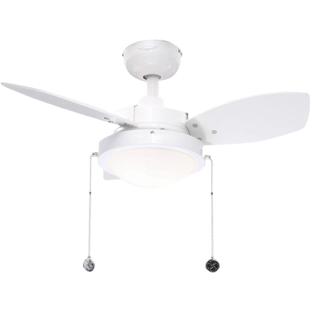 Westinghouse wengue 30 in indoor white finish ceiling fan 7247200 westinghouse wengue 30 in indoor white finish ceiling fan mozeypictures Images