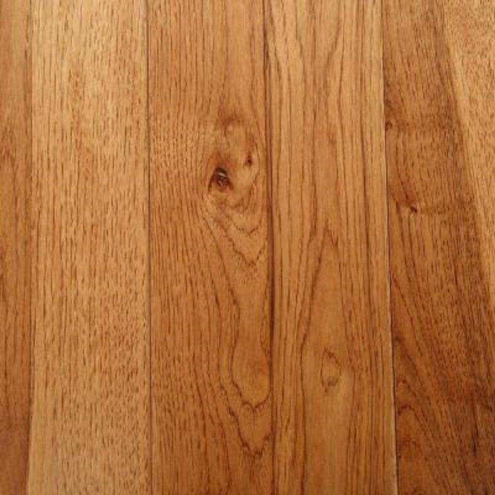 Bruce take home sample hickory autumn wheat solid for Solid wood flooring offers