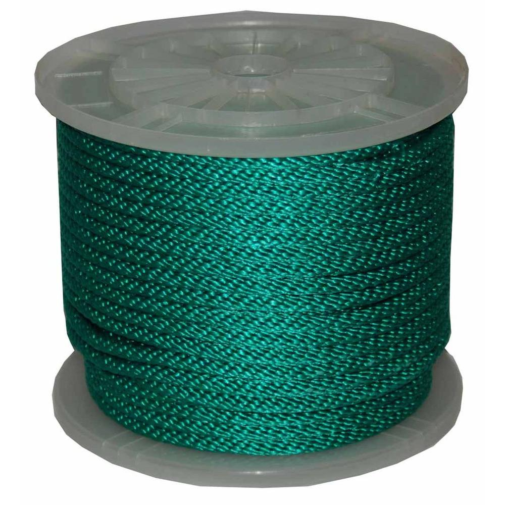 Yellow T.W Evans Cordage Co. T.W Evans Cordage 27-502 3//8-Inch by 500-Feet Hollow Braid Polypro Rope