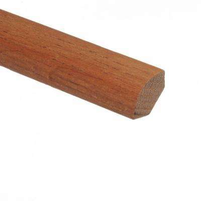 Hickory Antique Timbers 3/4 in. Thick x 3/4 in. Wide x 94 in. Length Hardwood Quarter Round Molding