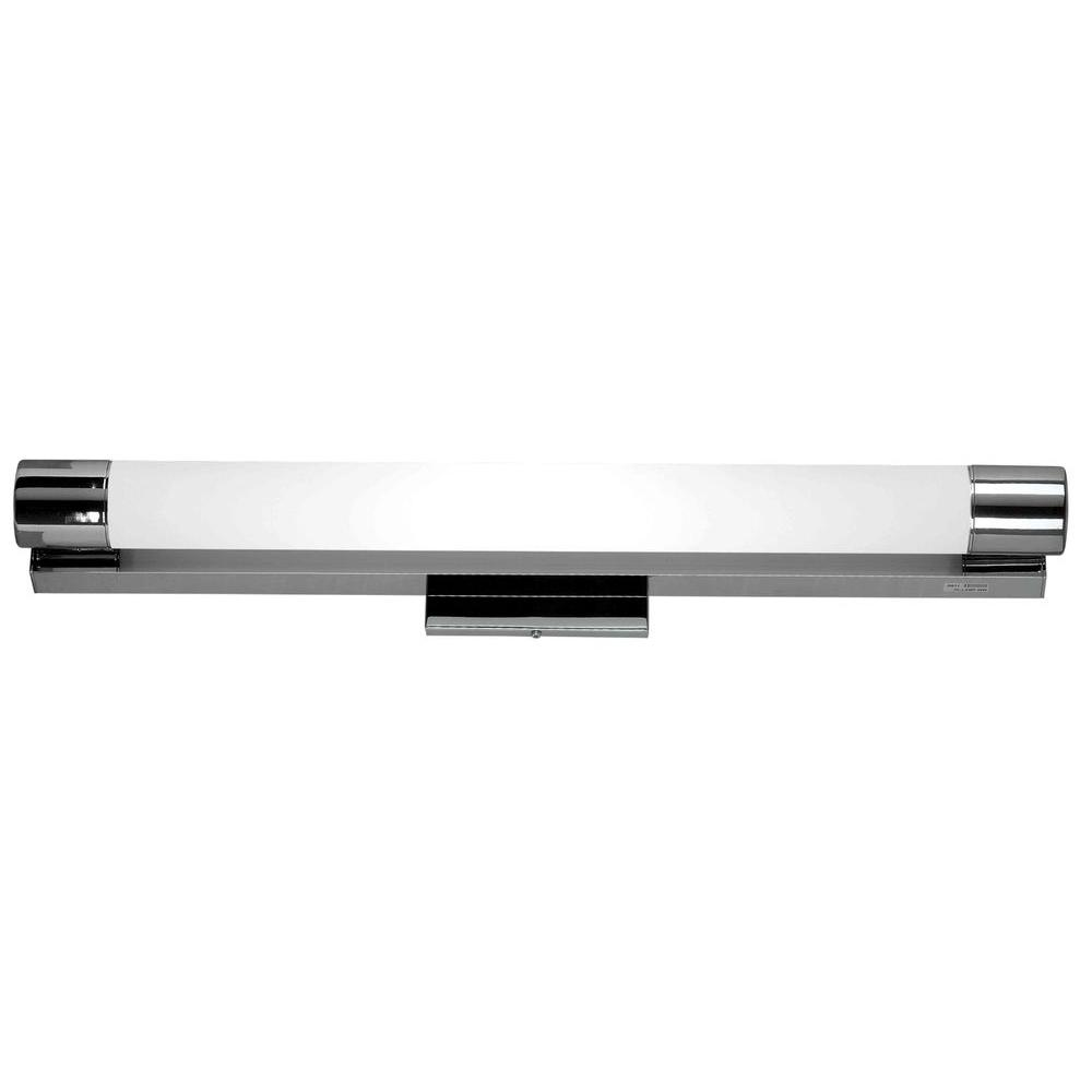 Kenroy Home Tubo 28 in. Chrome Light Vanity - Large-DISCONTINUED