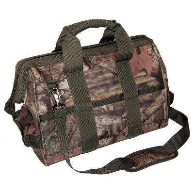 Camo Gatemouth 16 in. Tool Bag