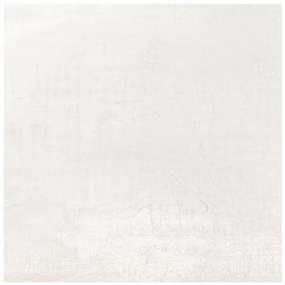 Metallic Light Silver 24 in. x 24 in. x 8mm Matte Porcelain Floor and Wall Tile (4 pieces / 15.49 sq. ft. / box)