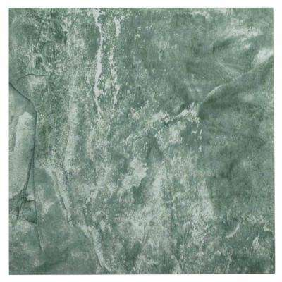 Nexus Verde 12 in. x 12 in. Peel and Stick Marble Vinyl Tile (20 sq. ft. / case)