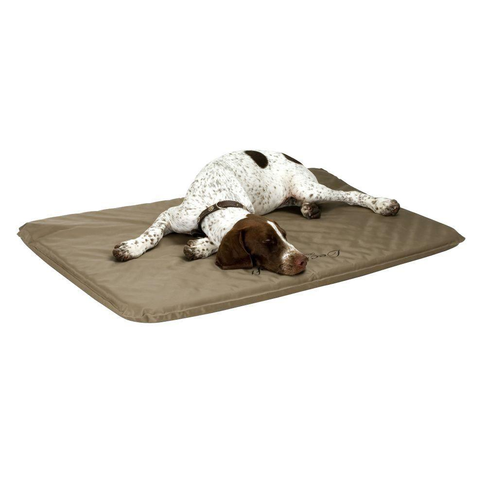 Lectro Soft Large Outdoor Heated Dog Bed